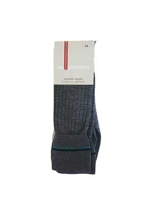 Glenfield Int. Knee Length Socks Grey